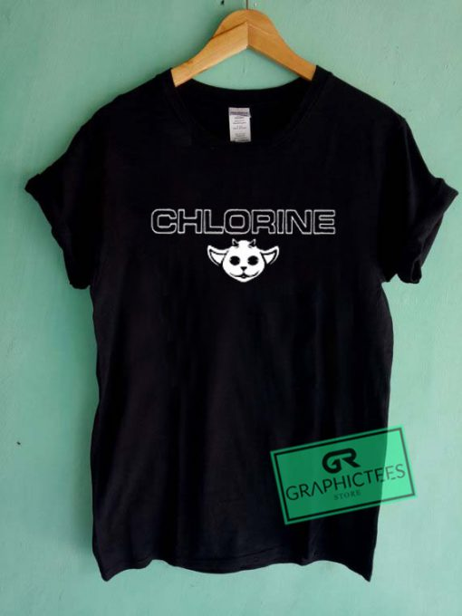 Chlorine Graphic Tees Shirts
