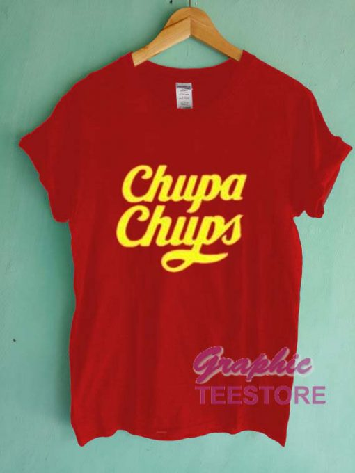 Chupa Chups Graphic Tee Shirts
