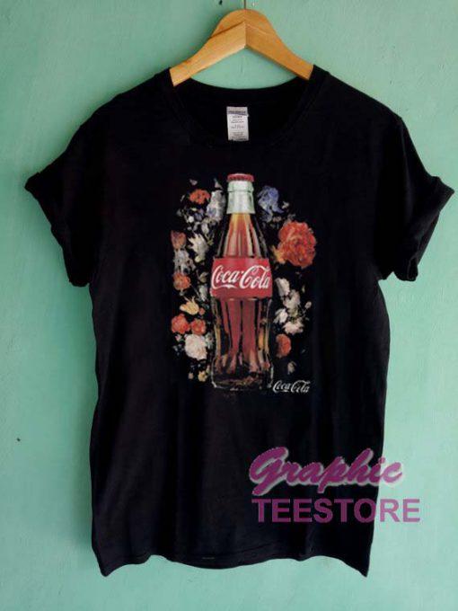 Coca Cola Graphic Tee Shirts