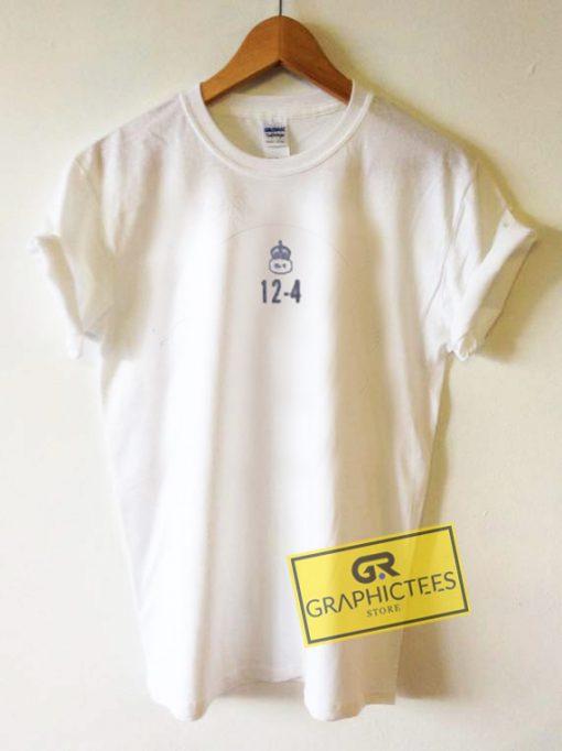 Crown 12-4 Graphic Tees Shirts