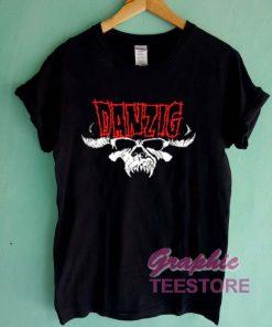 Danzig Graphic Tee Shirts