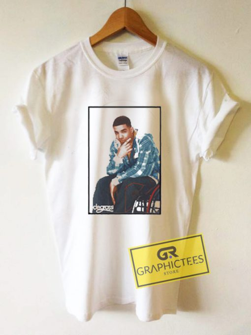 Drake Degrassi Jimmy Graphic Tees Shirts