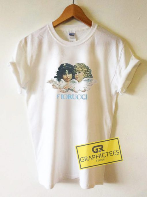 Fiorucci Art Graphic Tees Shirts
