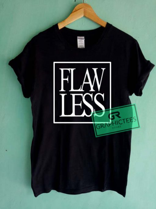 Flawless Graphic Tees Shirts