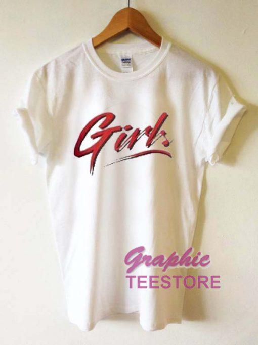 Girls Graphic Tee Shirts