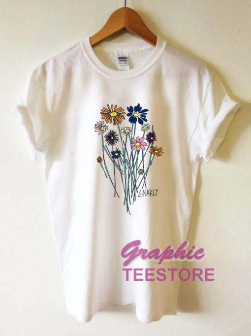 Gnarly 1 Graphic Tee Shirts