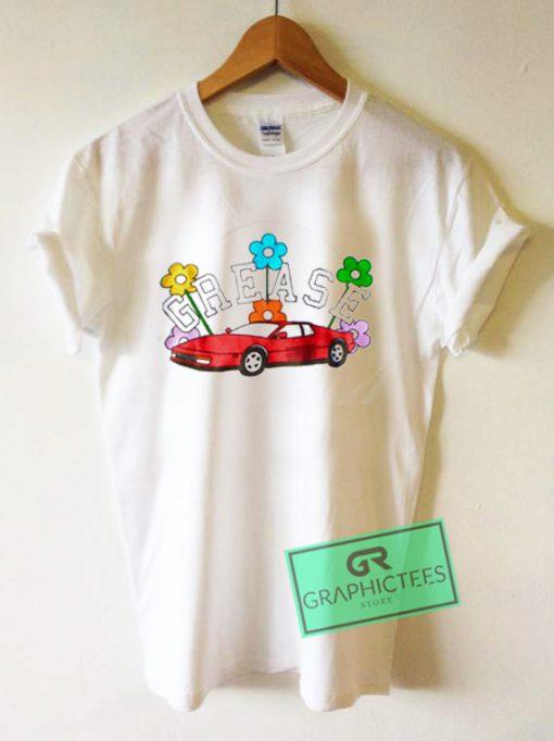 Grease Graphic Tees Shirts