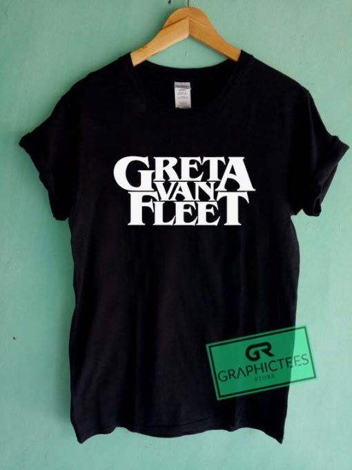 Greta Van Fleet Graphic Tees Shirts