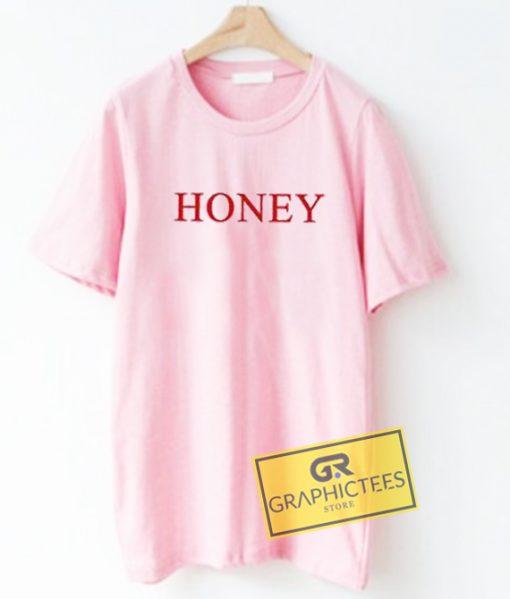 Honey Light Graphic Tee Shirts