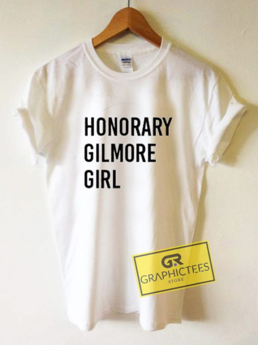 Honorary Gilmore Girl Graphic Tees Shirts