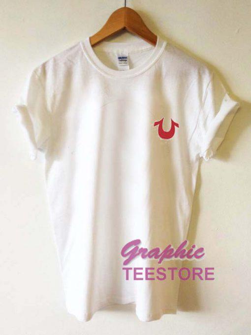 Horseshoe Graphic Tee Shirts