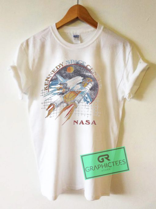 Kennedy Space Center Graphic Tees Shirts