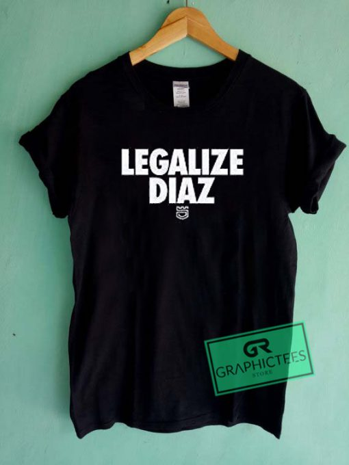 Legalize Diaz Graphic Tees Shirts