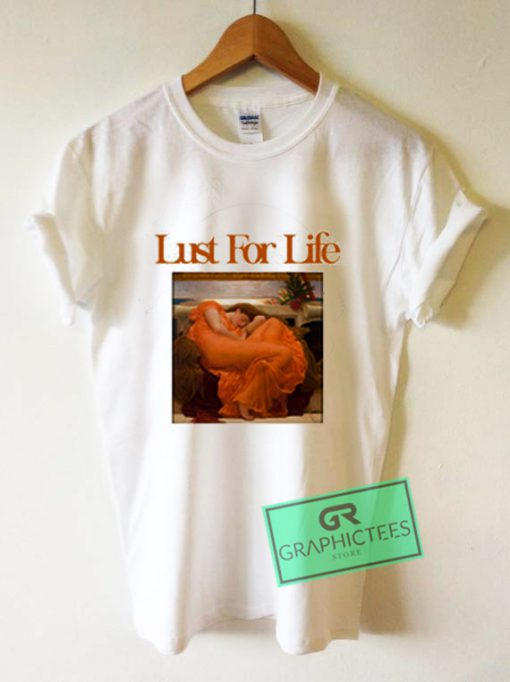 Lust For Lie Art Graphic Tees Shirts