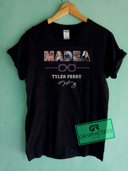 Madea Tyler Perry Graphic Tees Shirts