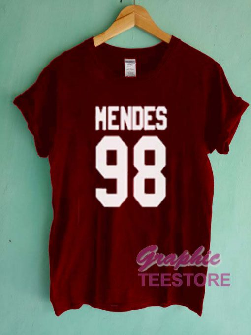 Mendes 98 Graphic Tee Shirts