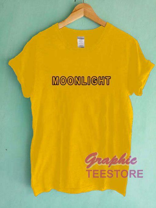 Moonlight Graphic Tee Shirts