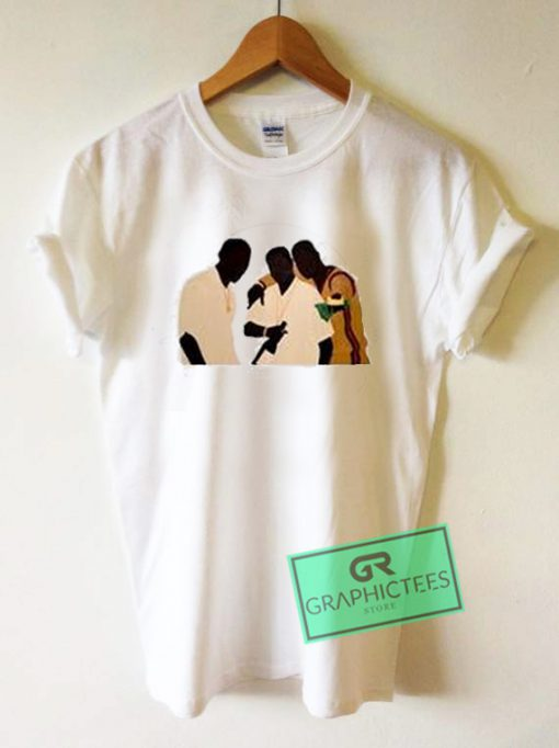 Paid In Full Graphic Tees Shirts