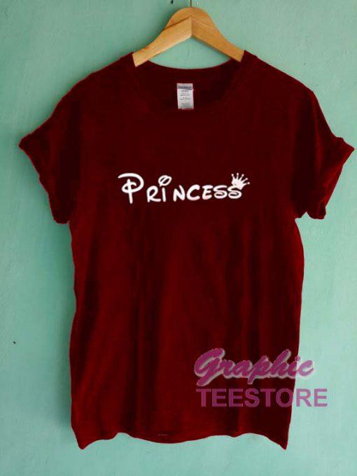 Princess Graphic Tee Shirts
