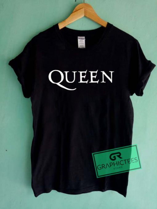 Queen Graphic Tees Shirts
