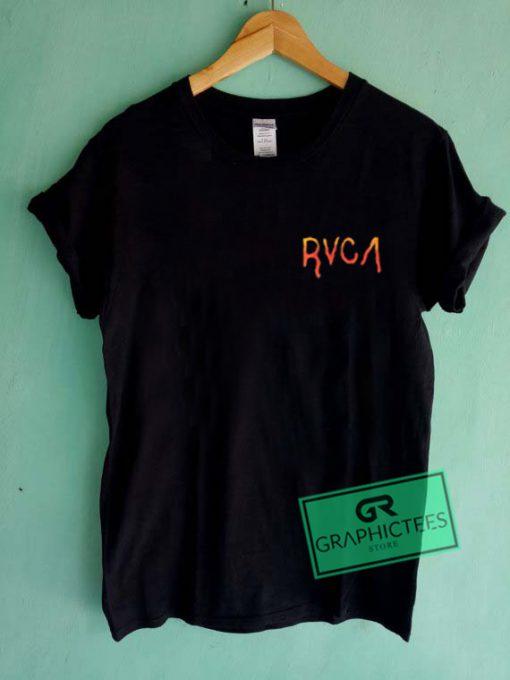 RVCA Graphic Tees Shirts