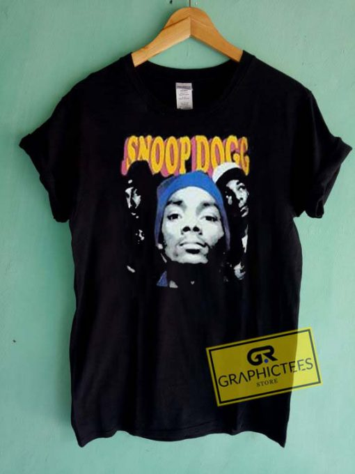 Snoop Dogg Cover Graphic Tees Shirts