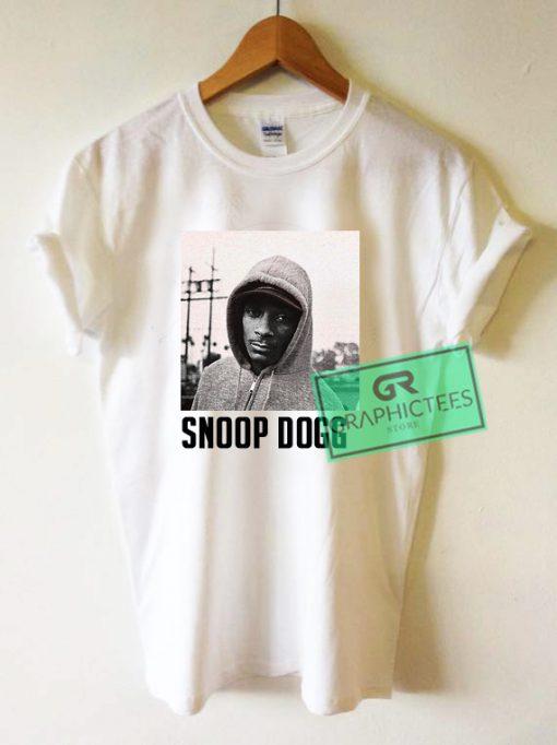 Snoop Dogg Photo Graphic Tees Shirts