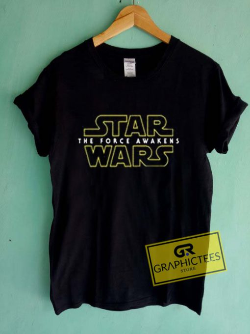 Star Wras The Force Awakens Graphic Tees Shirts
