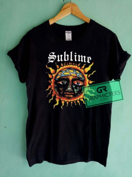 Sublime Graphic Tees Shirts