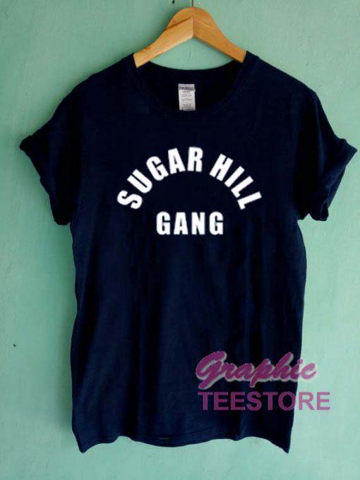 Sugar Hill Gang Graphic Tee Shirts