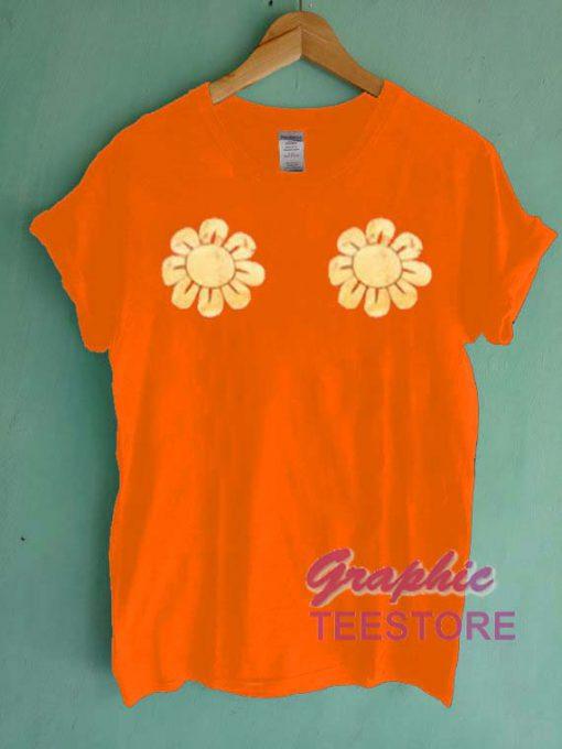 Sunflower Graphic Tee Shirts