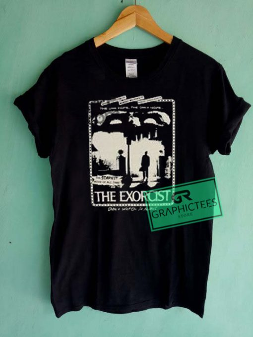 The Exorcist Graphic Tees Shirts