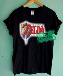The Legend Of Zelda Graphic Tees Shirts
