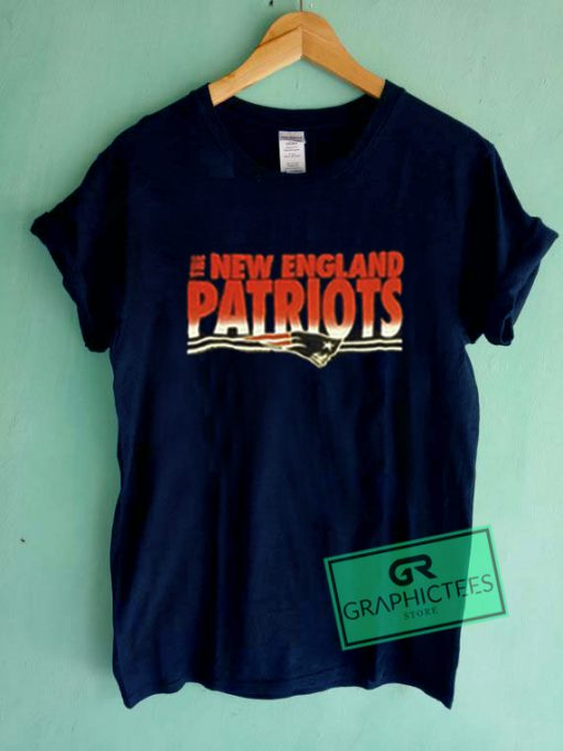 The New England Patriots Graphic Tees Shirts