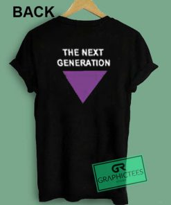 The Next Generation Graphic Tees Shirts