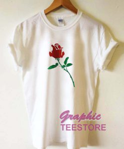 The Roses Graphic Tee Shirts