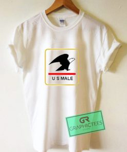 US Male Graphic Tees Shirts