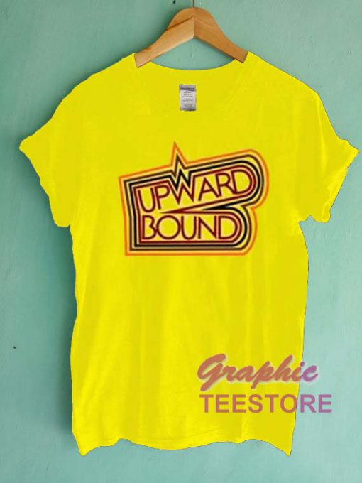 Upward Bound Graphic Tee Shirts