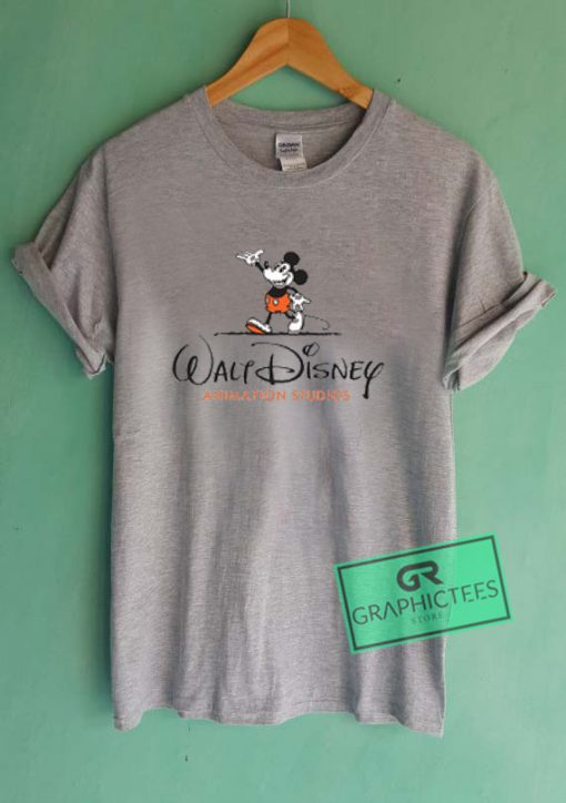 Walt Disney Animation Studios Graphic Tees Shirts
