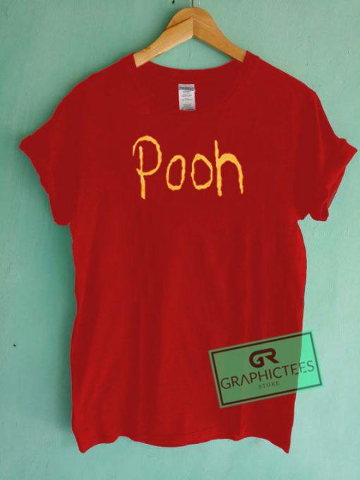 Winnie The Pooh Graphic Tees Shirts