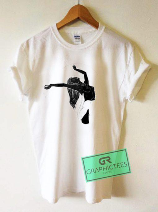 Woman Arts Graphic Tees Shirts