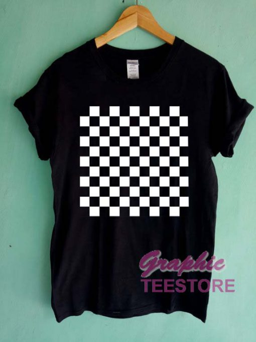 board white and black Graphic Tee Shirts