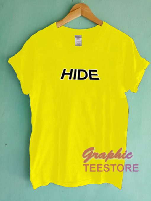Hide Graphic Tee Shirts