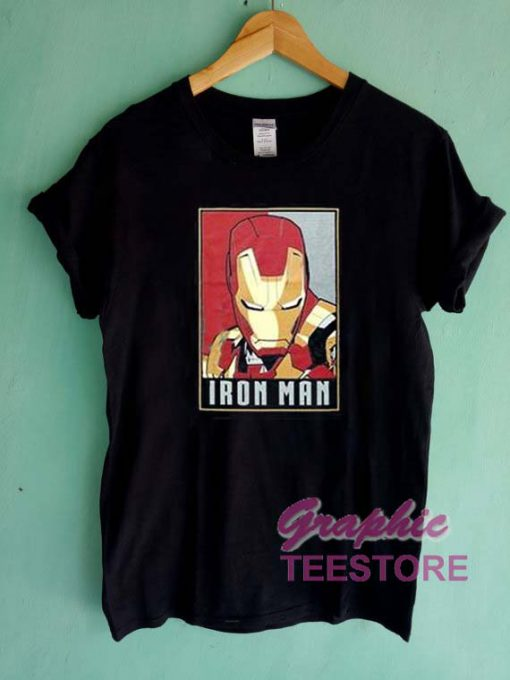 Iron Man Graphic Tee Shirts