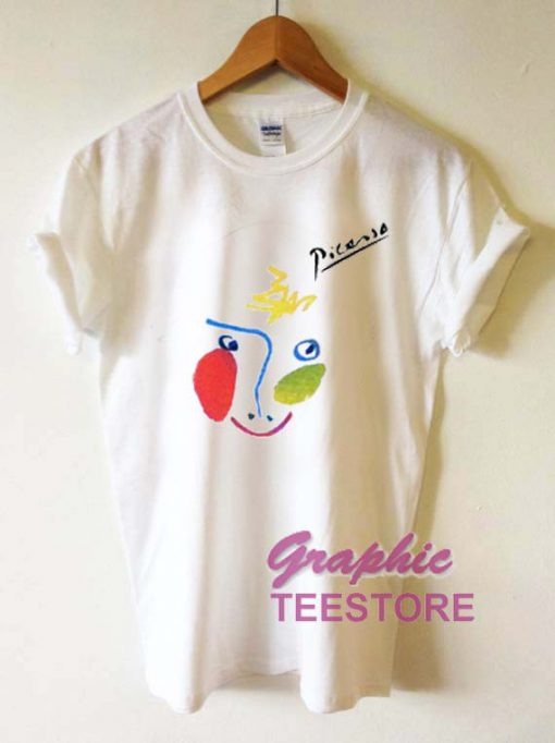 Picasso Graphic Tee Shirts