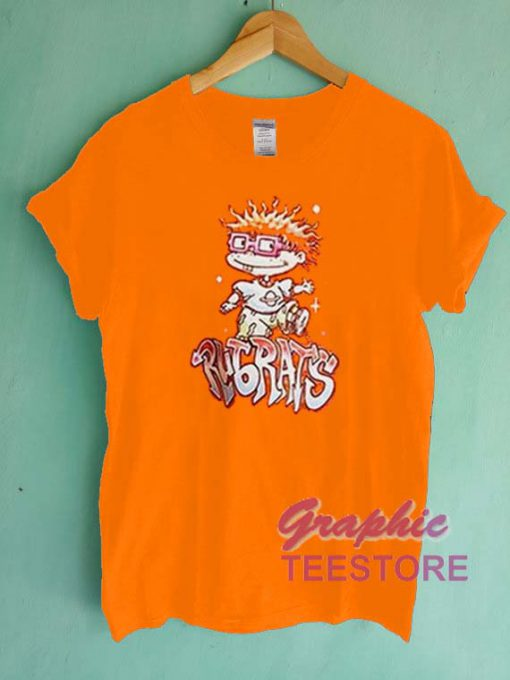 Rugrats Chuckie Finster Graphic Tee Shirts