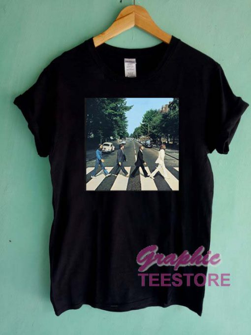 TB Abbey Road Graphic Tee Shirts