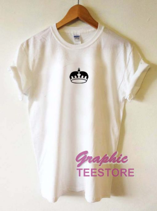 Crown Queen Graphic Tee Shirts
