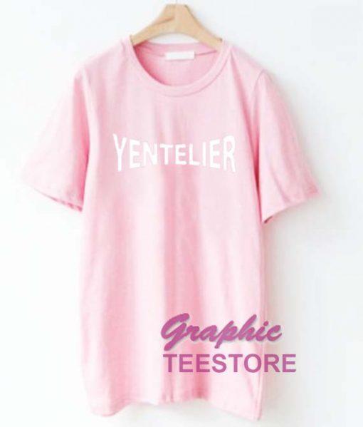 Yentelier Graphic Tee Shirts
