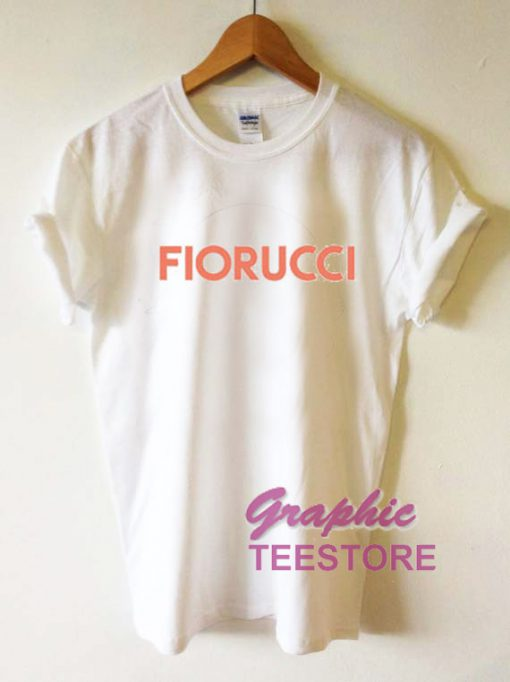 Fiorucci Graphic Tee Shirts
